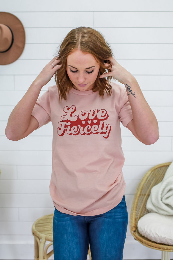 Valentine's Day Graphic Tee | Stylish & Affordable | UOI Online