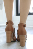 FLATLY-S Open Toe Heels - Online Clothing Boutique