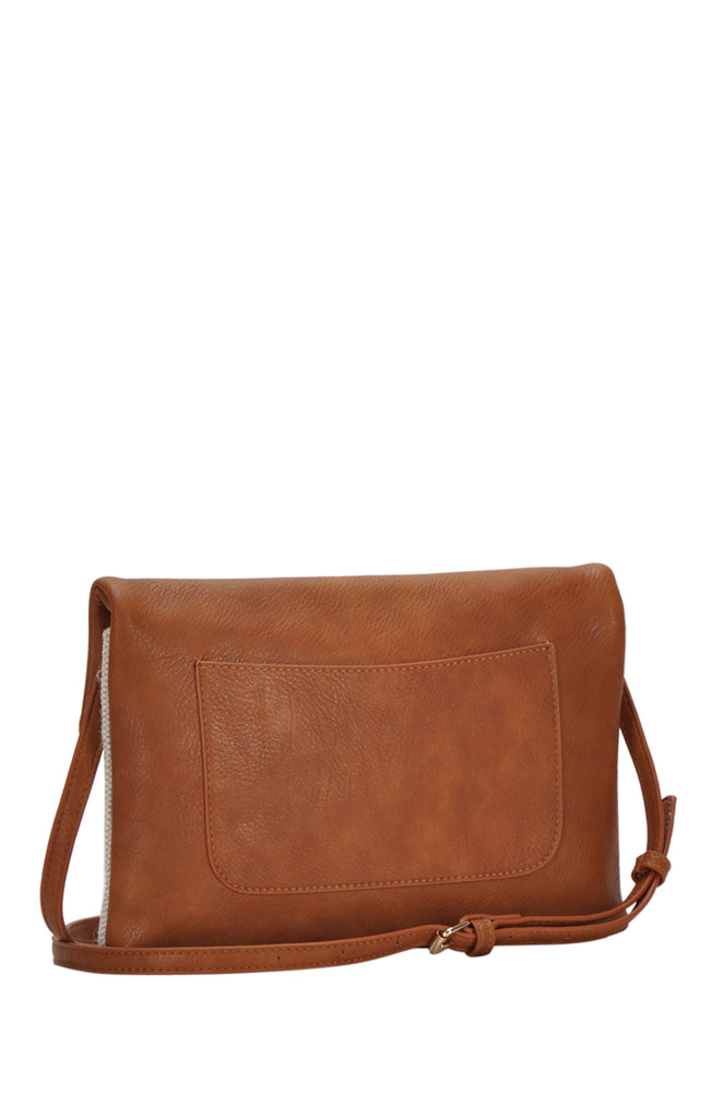 Canvas Crossbody Bag - Online Clothing Boutique