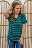 Striped Tee | Stylish & Affordable | UOI Online