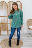 Ditsy Floral Print Top | Stylish & Affordable | UOI Online