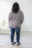 Plus Size Chenille Knit Sweater - Online Clothing Boutique