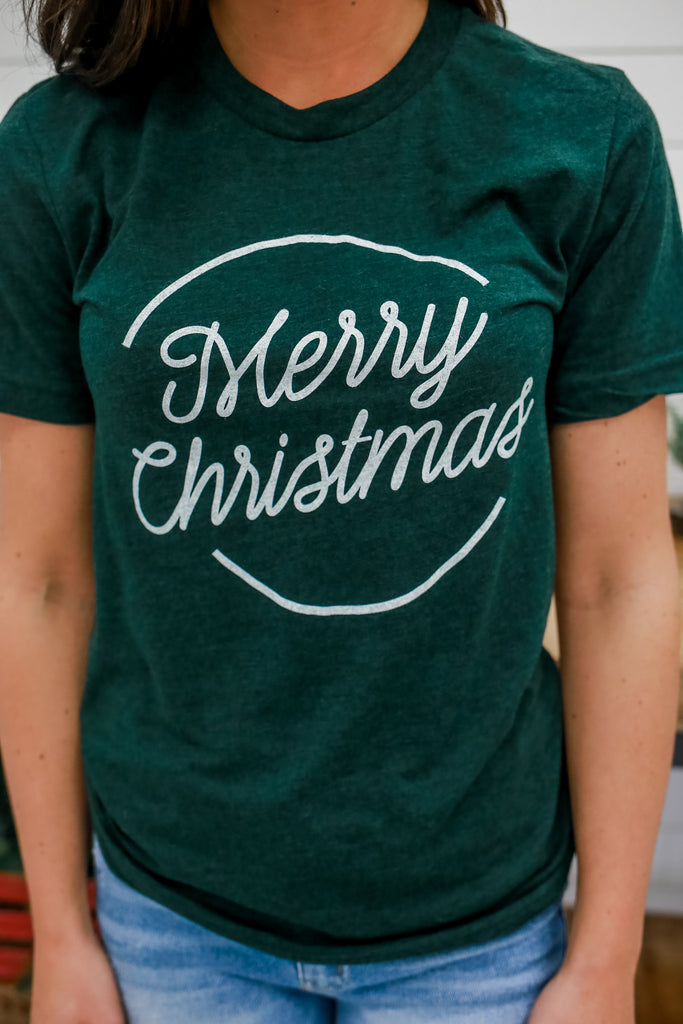 Christmas Graphic Tee | Stylish & Affordable | UOI Online