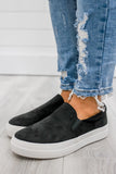 Faux Suede Sneakers | Stylish & Affordable | UOI Online