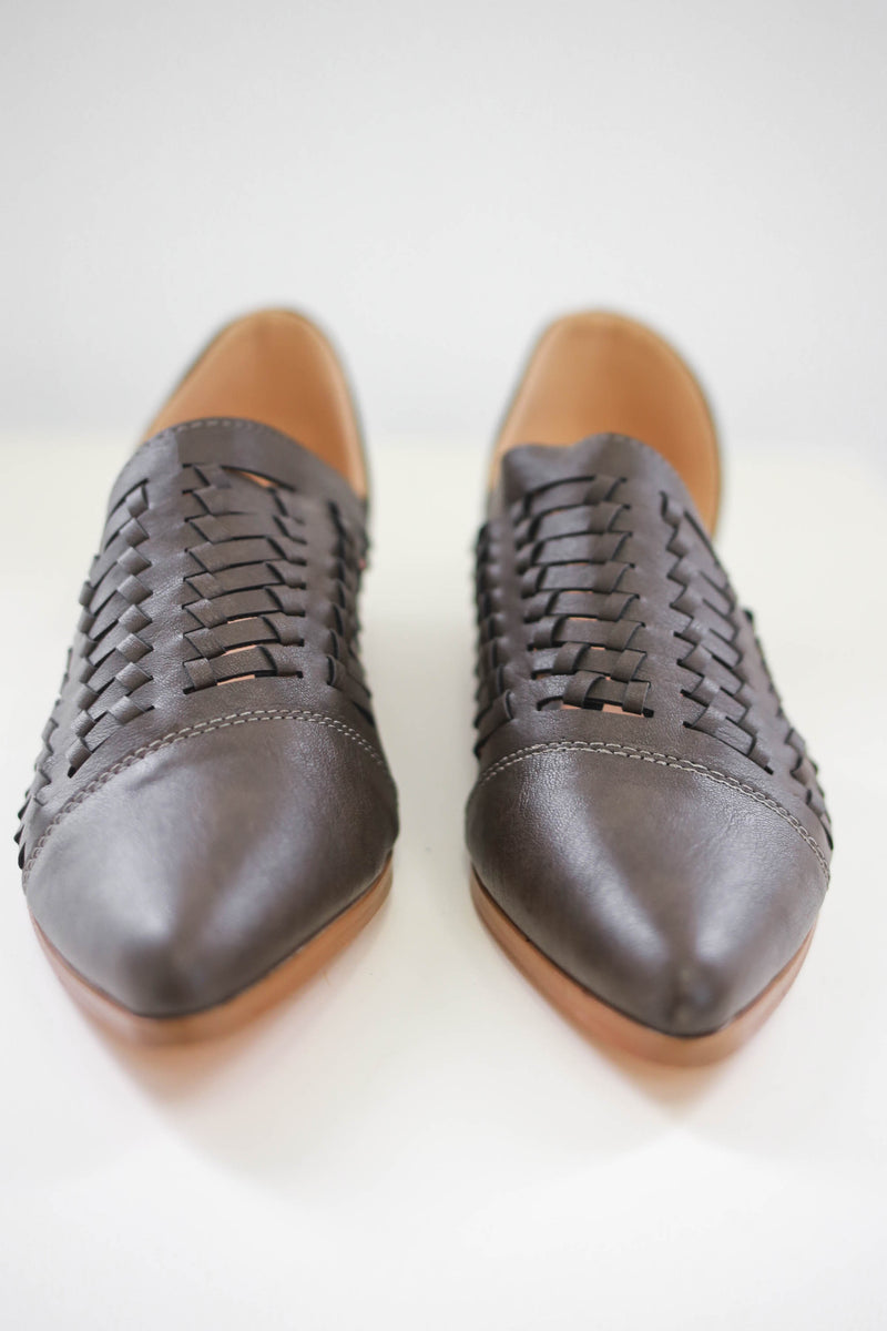 Faux Leather Loafers | Stylish & Affordable | UOI Online