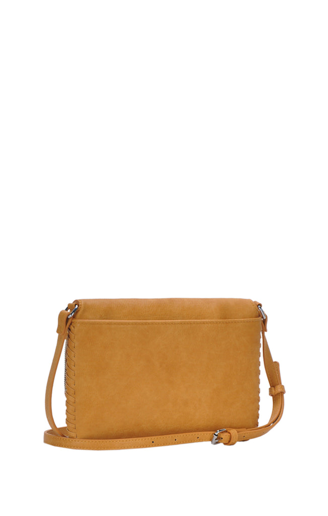 Faux Leather Crossbody Bag | Stylish & Affordable | UOI Online