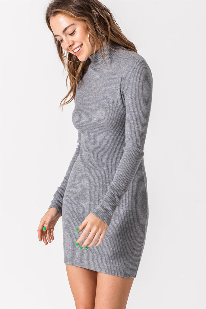 Bodycon Sweater Dress | Stylish & Affordable | UOI Online