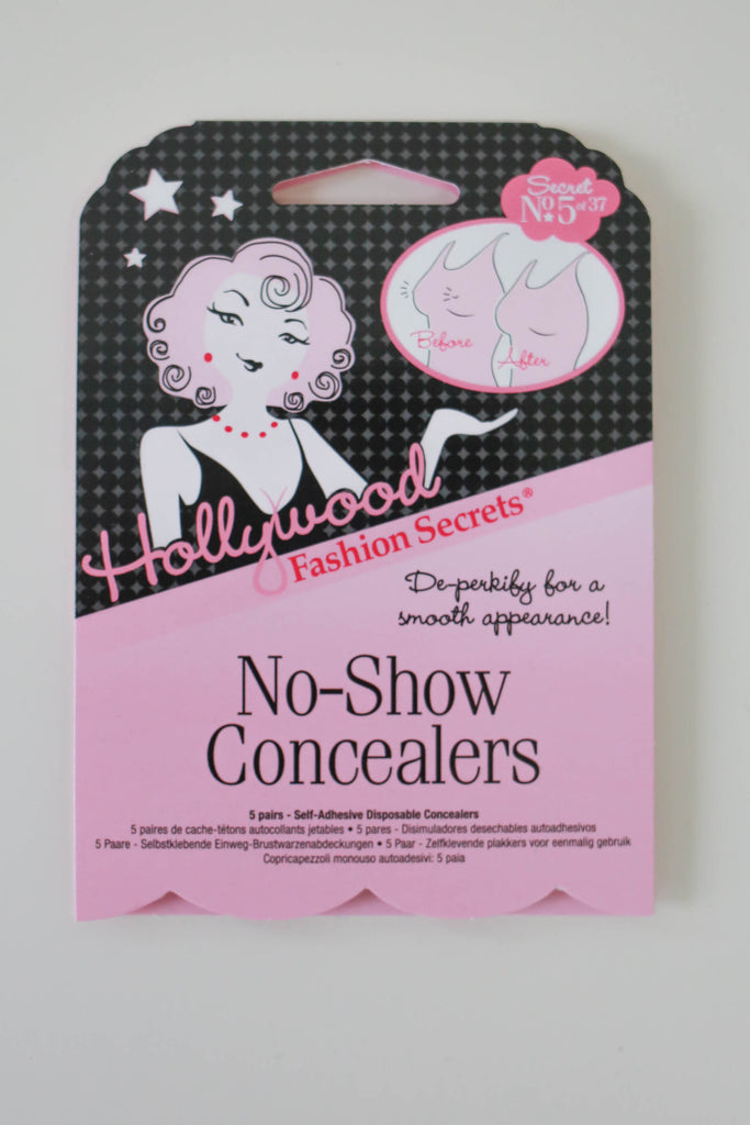 No-Show Concealers - Online Clothing Boutique