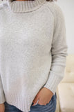 Turtleneck Knit Sweater | Stylish & Affordable | UOI Online