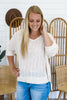 Half Sleeve Knit Top | Stylish & Affordable | UOI Online