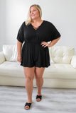 Plus Size Romper - Online Clothing Boutique