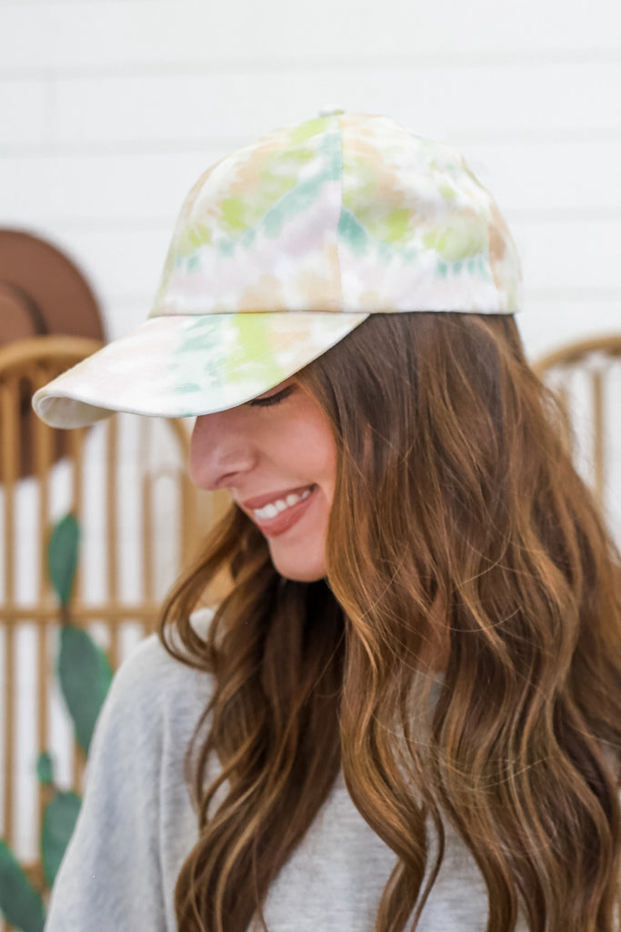 Tie-Dye Baseball Cap | Stylish & Affordable | UOI Online