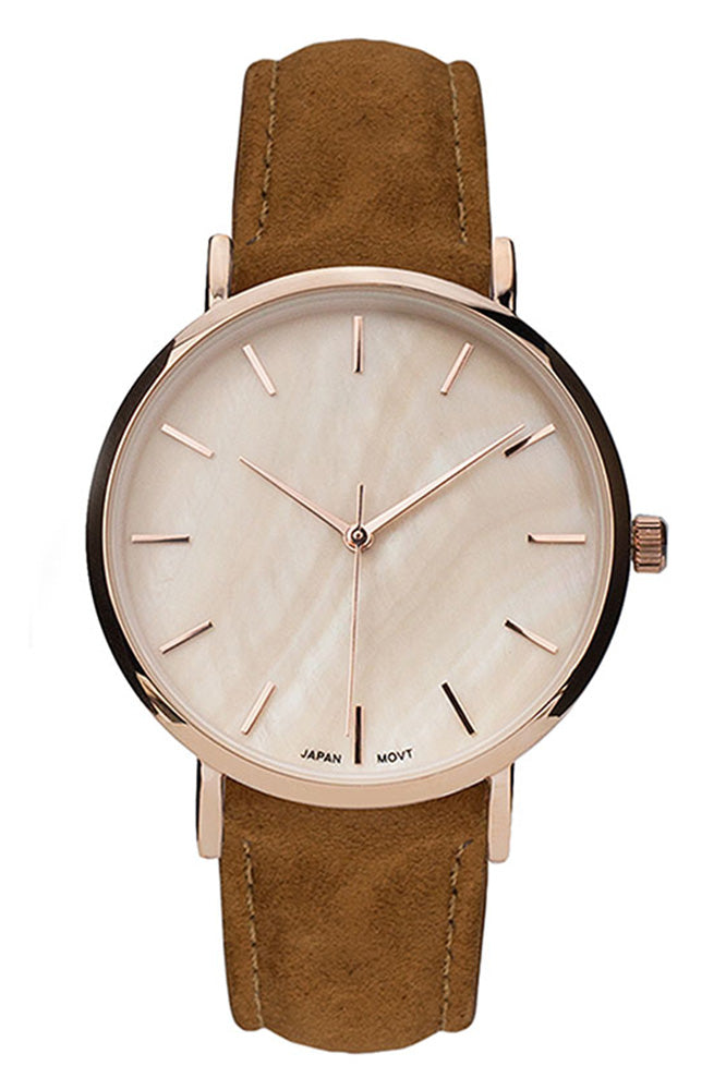 Mother Of Pearl Watch - Online Clothing Boutique