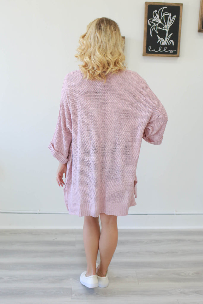 Knit Cardigan - Online Clothing Boutique