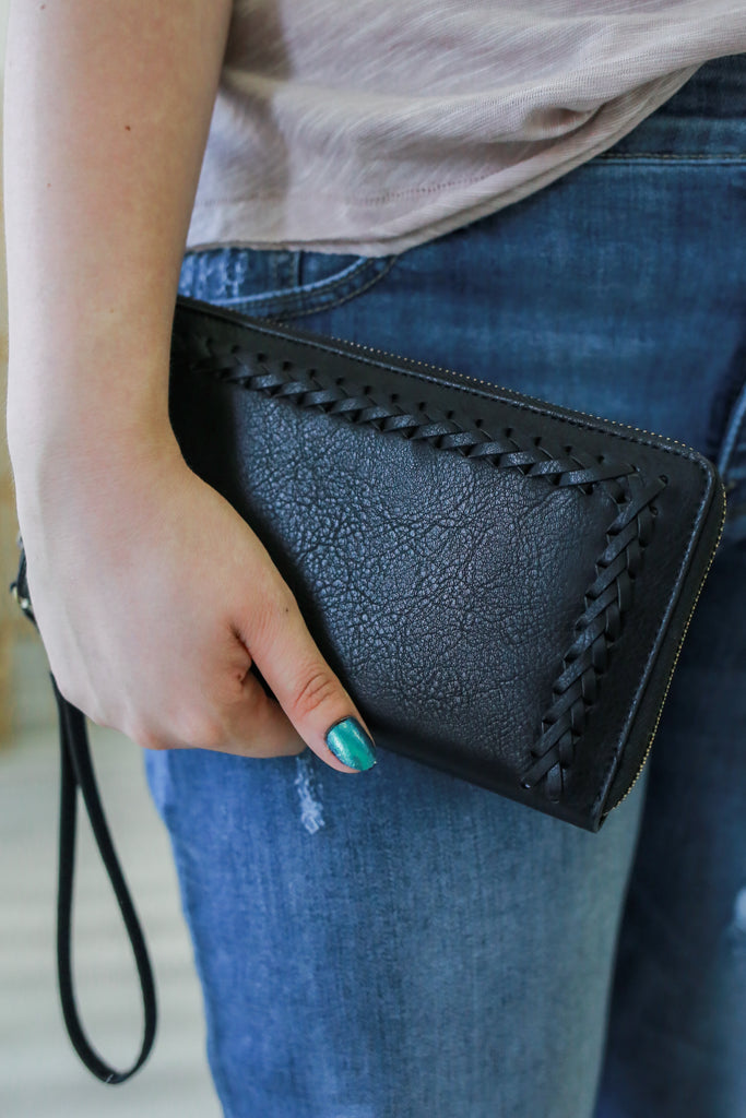 Faux Leather Wallet | Stylish & Affordable | UOI Online
