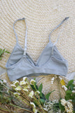 Pillow Talk Bralette - Grey