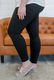 High Rise Plus Size Leggings | Stylish & Affordable | UOI Online