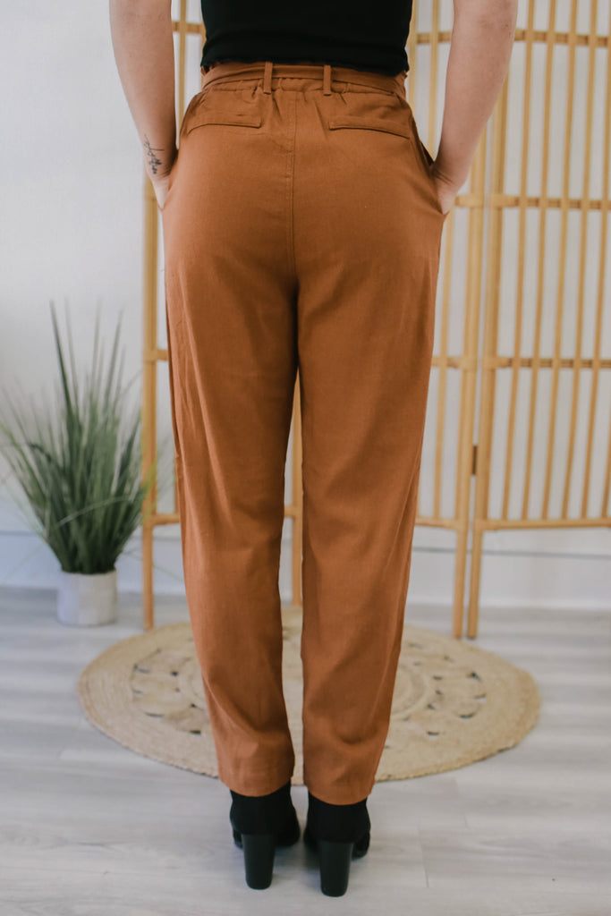 Linen Pants | Stylish & Affordable | UOI Online