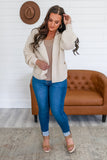 Long Balloon Sleeve Cardigan | Stylish & Affordable | UOI Online