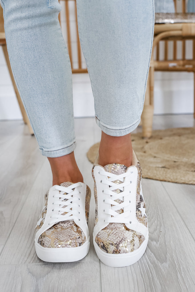 Animal Print Sneakers | Stylish & Affordable | UOI Online