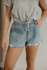 Roswell Denim Shorts