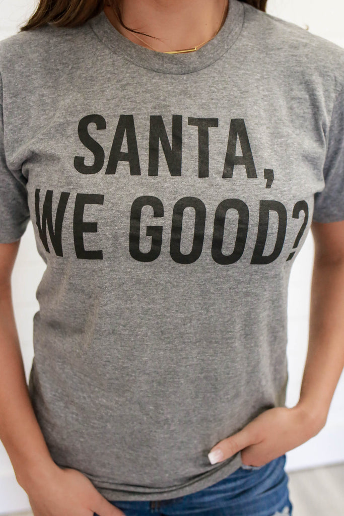 Christmas Graphic Tee - Online Clothing Boutique