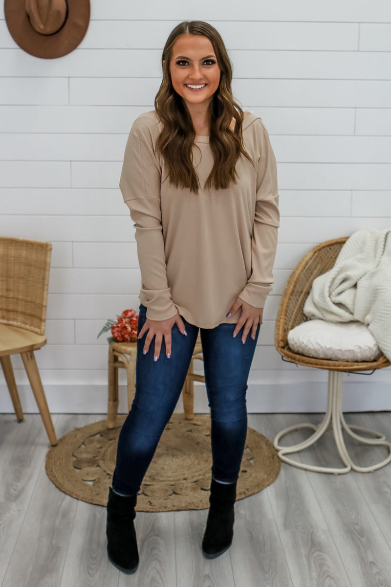 Long Sleeve Top | Stylish & Affordable | UOI Online