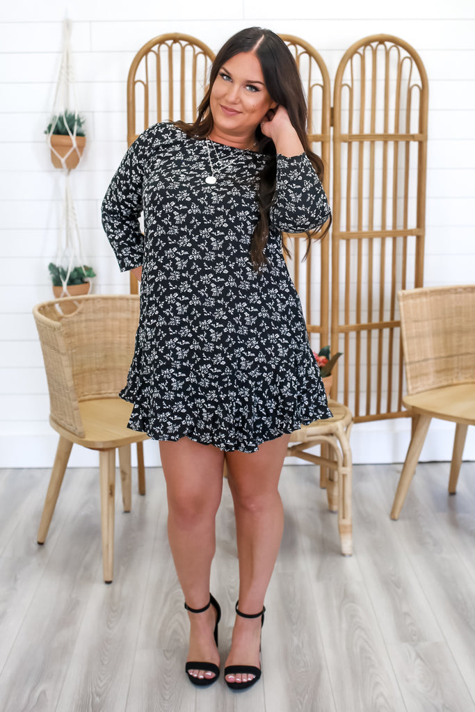 Printed Shift Dress | Stylish & Affordable | UOI Online