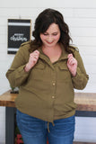 Plus Size Cargo Jacket | Stylish & Affordable | UOI Online