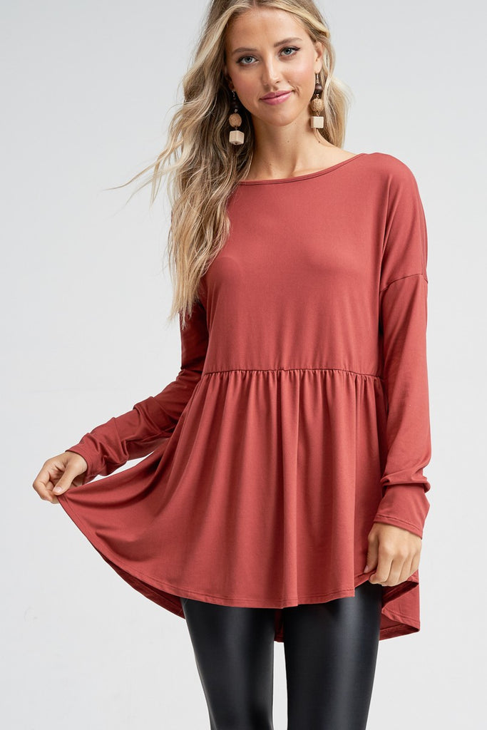 Babydoll Top | Stylish & Affordable | UOI Online