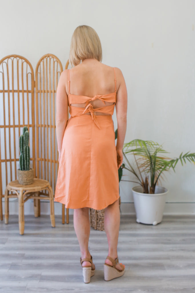 Midi Dress - Online Clothing Boutique