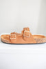 Braided Birkenstock Sandals - Online Clothing Boutique