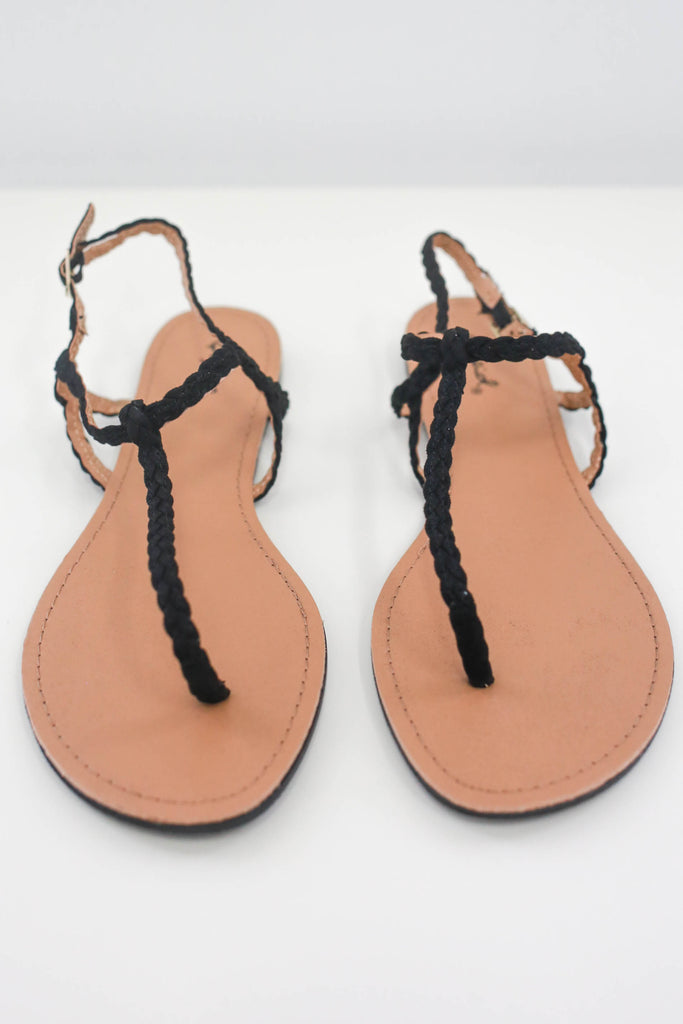 Women Shoes Online | LANA-461X Braided Sandals