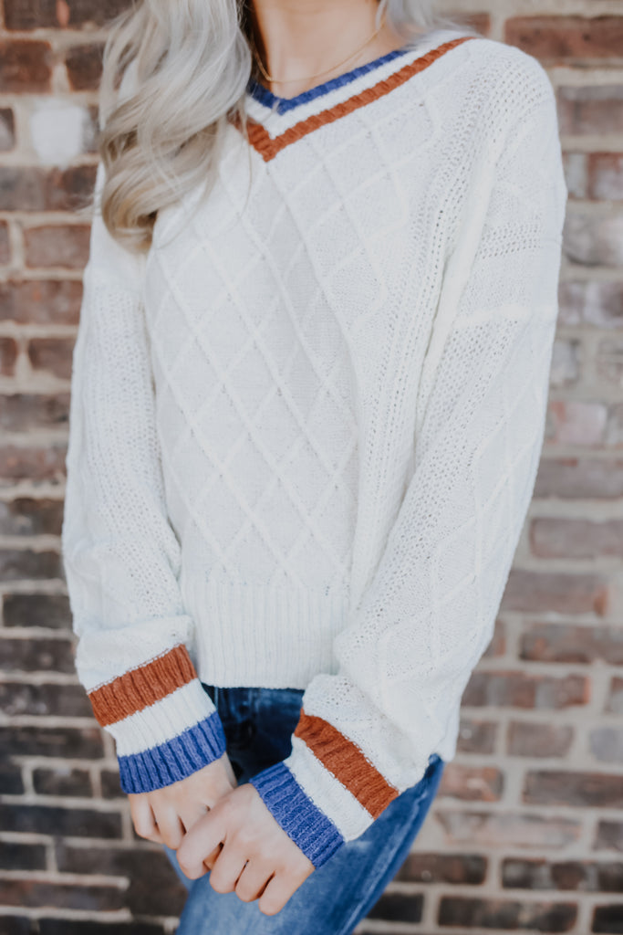 Style Education Sweater