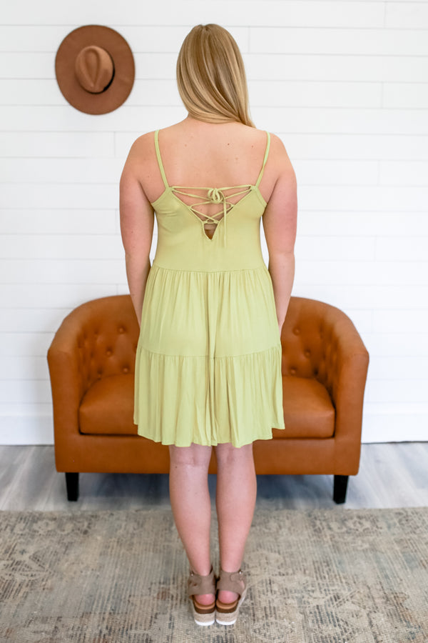 Sleeveless Tiered Dress | Stylish & Affordable | UOI Online