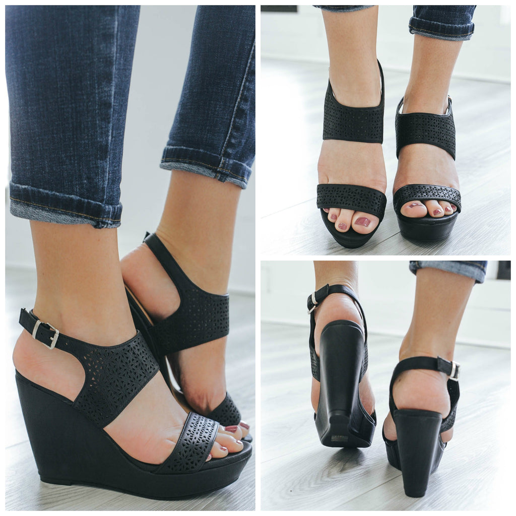 Kobo-S Wedges - Online Clothing Boutique