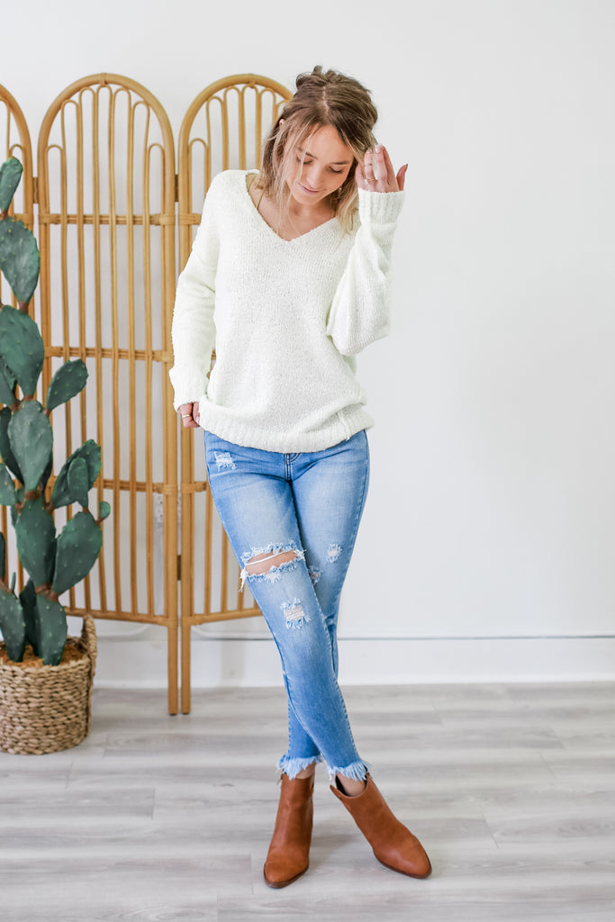 Soft Knit Sweater | Stylish & Affordable | UOI Online