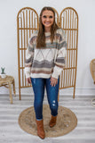 Color Block Sweater | Stylish & Affordable | UOI Online