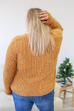 Plus Size Chenille Sweater - Online Clothing Boutique