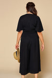 Plus Size Jumpsuit - Online Clothing Boutique