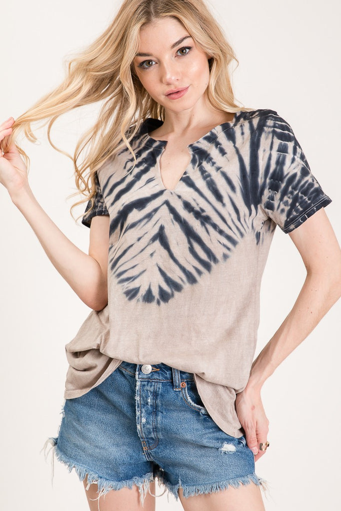 Tie-Dye Tee | Stylish & Affordable | UOI Online