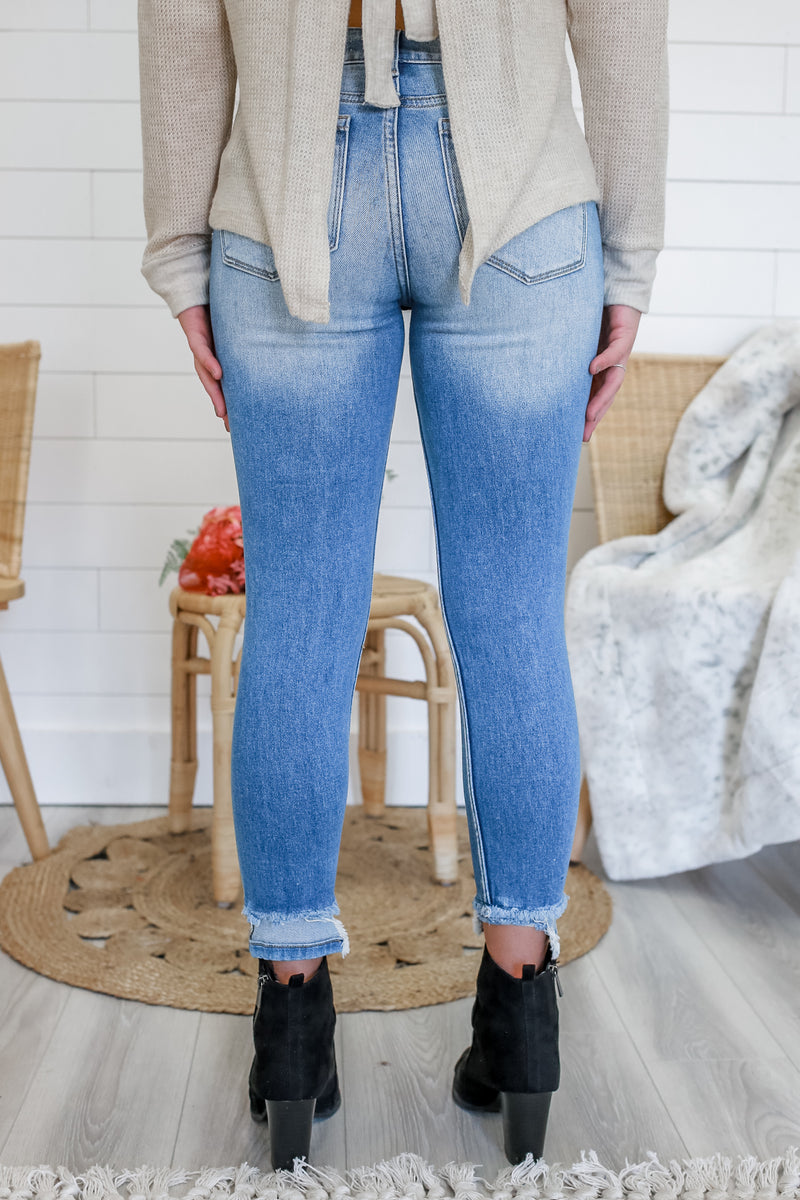 Distressed Denim | Stylish & Affordable | UOI Online