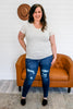 Plus Size Basic Tee | Stylish & Affordable | UOI Online