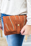 Studded Clutch | Stylish & Affordable | UOI Online