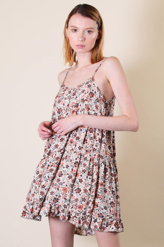 Floral Print Dress | Stylish & Affordable | UOI Online