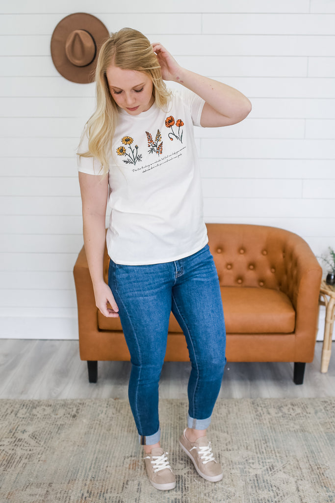 Short Sleeve Graphic Tee | Stylish & Affordable | UOI Online