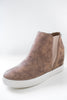 Snakeskin Sneaker Wedges | Stylish & Affordable | UOI Online