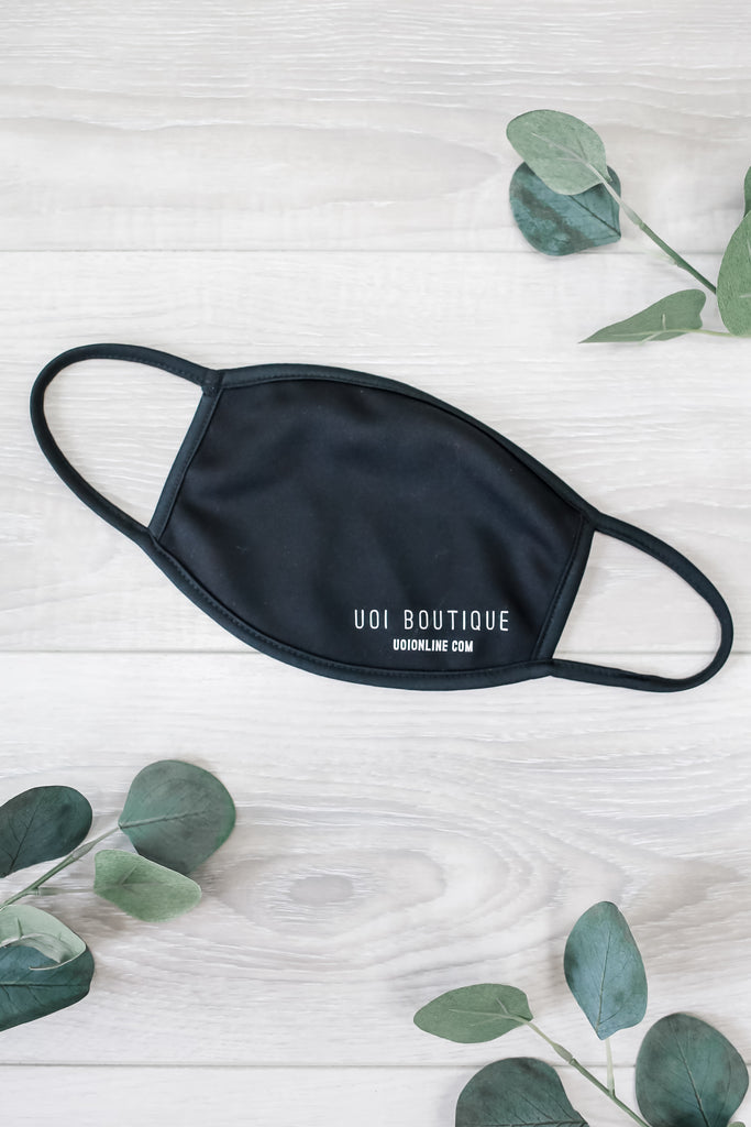 Graphic Face Mask | Stylish & Affordable | UOI Online