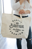 UOI Canvas Bag - Online Clothing Boutique