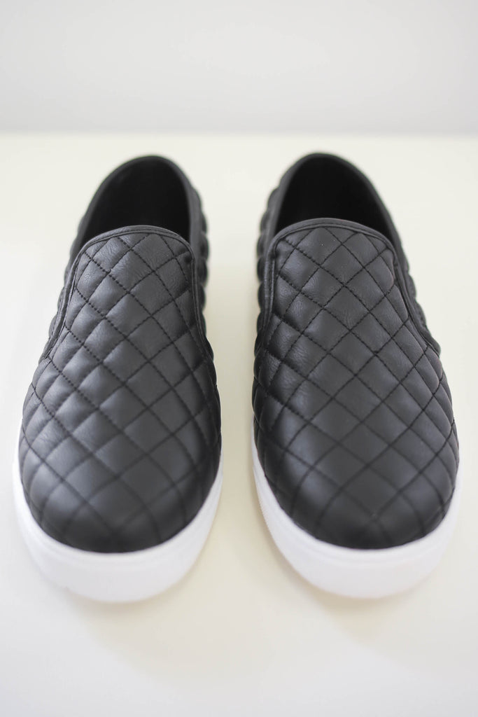 Faux Leather Sneakers | Stylish & Affordable | UOI Online